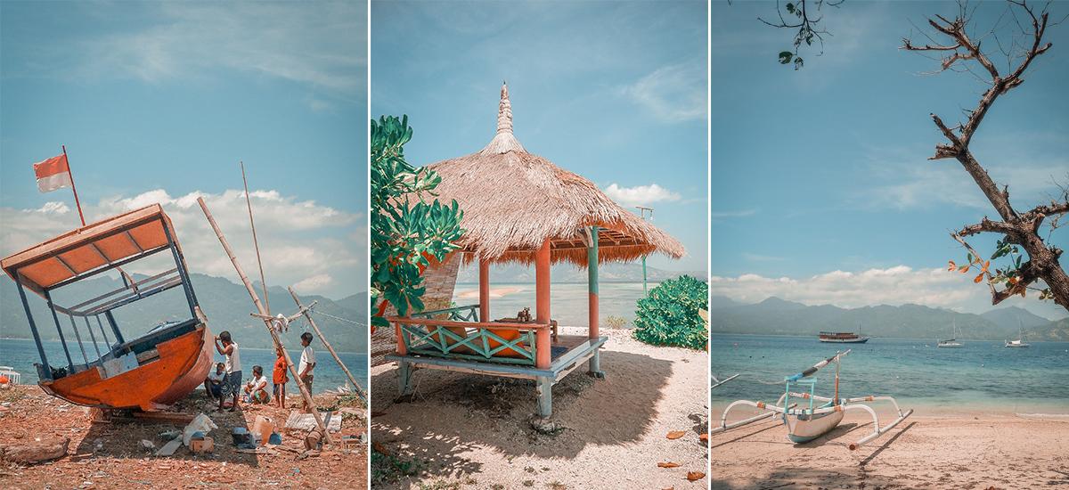 Le Gili Island