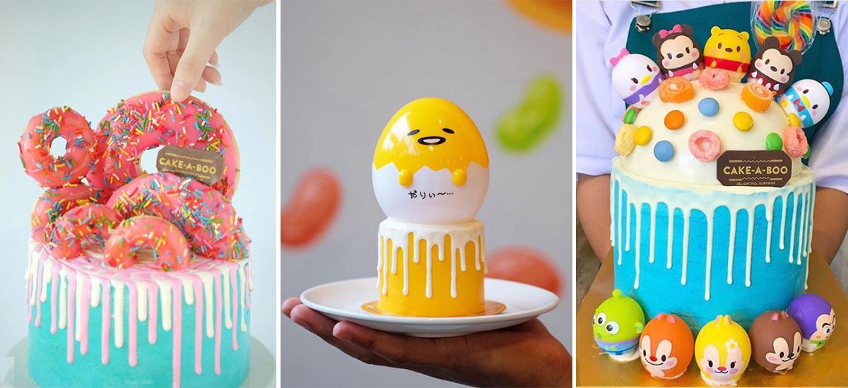 I dolci instagrammabili di Cake a Boo (foto © Cake a Boo)