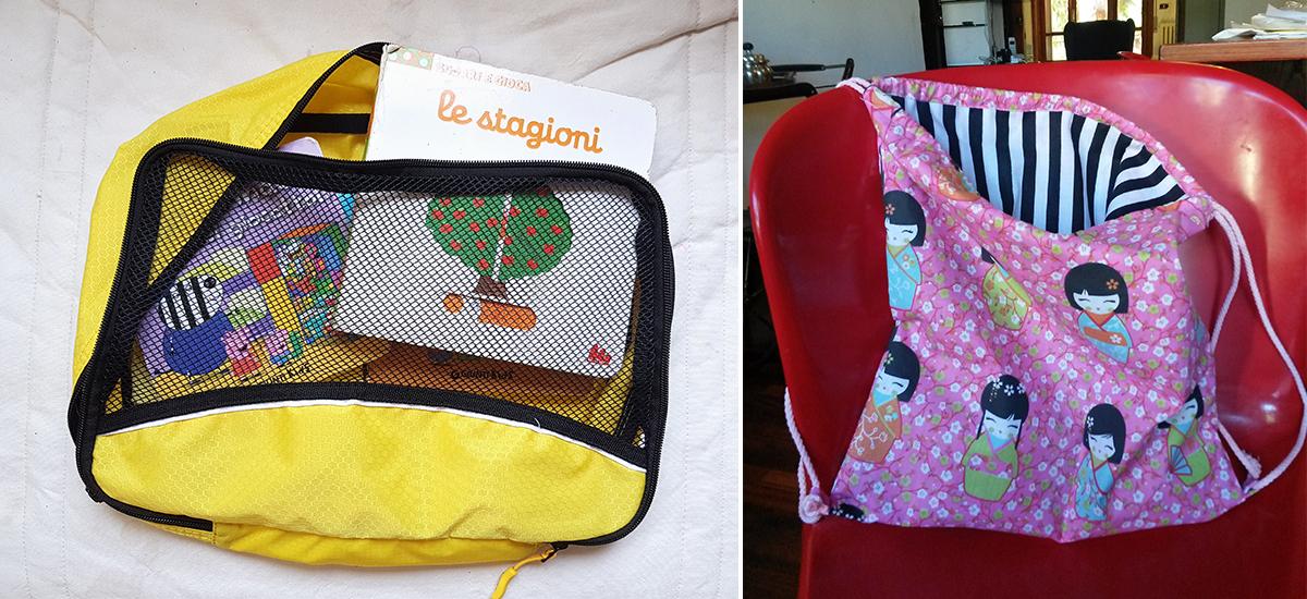 La valigia dei bambini la busy bag
