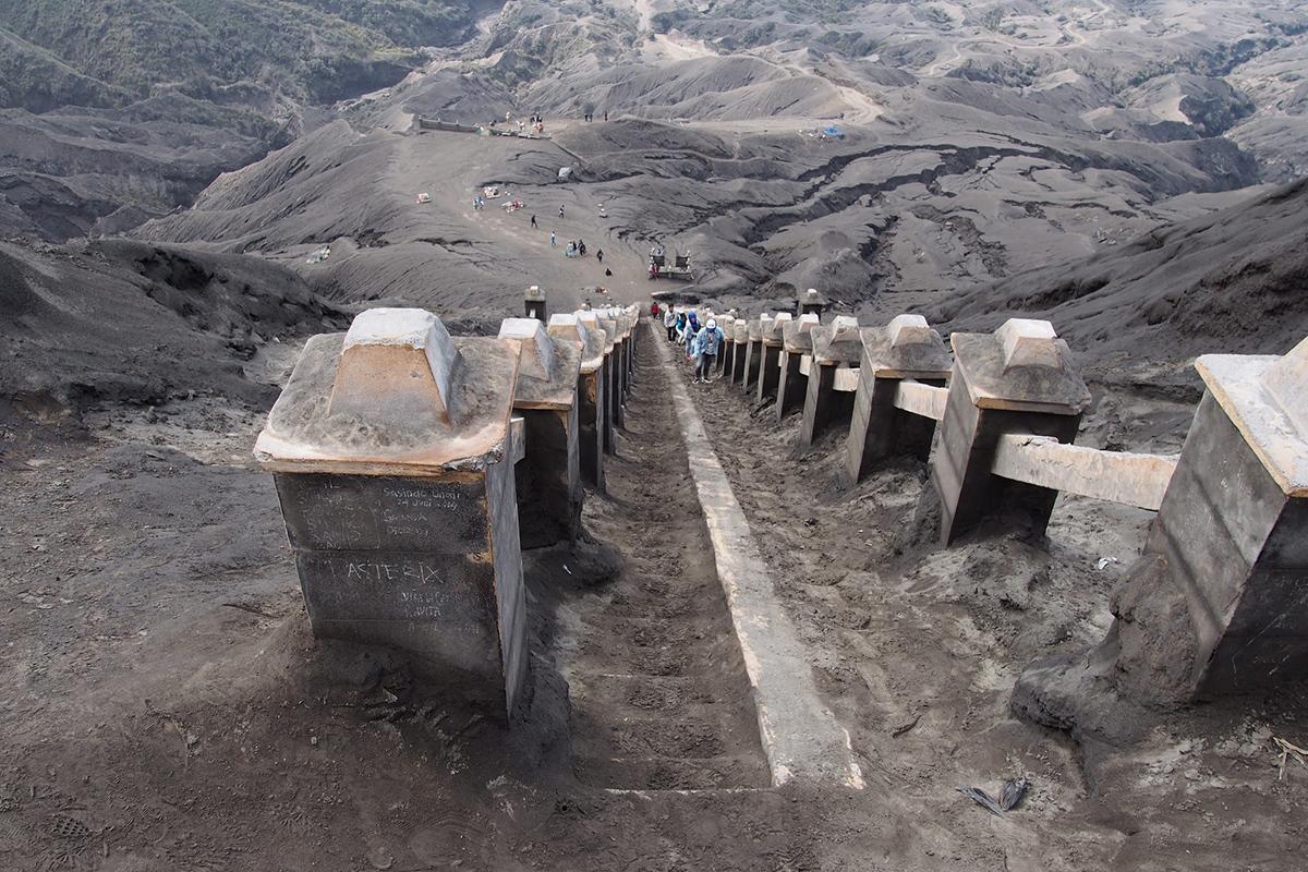 guida completa al vulcano bromo
