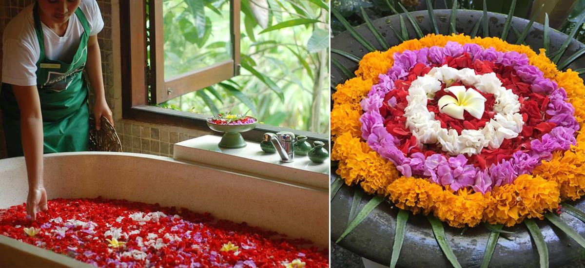 Il mandi lulur della spa Bali Botanica (foto © Bali Botanica Day Spa)