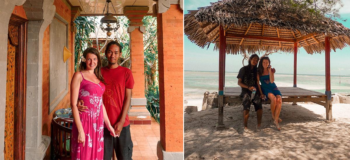I giorni a Bali e alle Gili islands