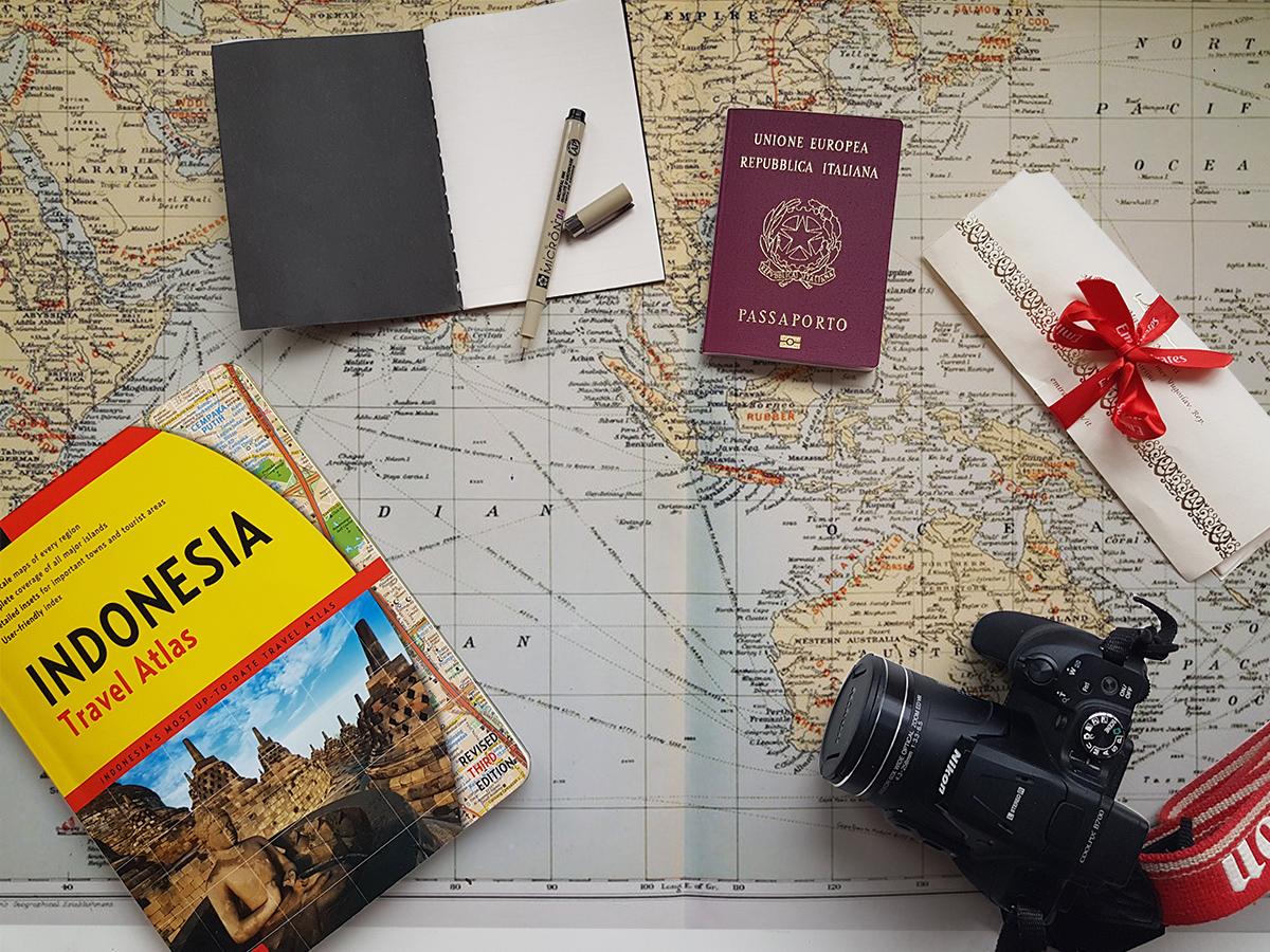 Viaggio in Indonesia – La mia storia