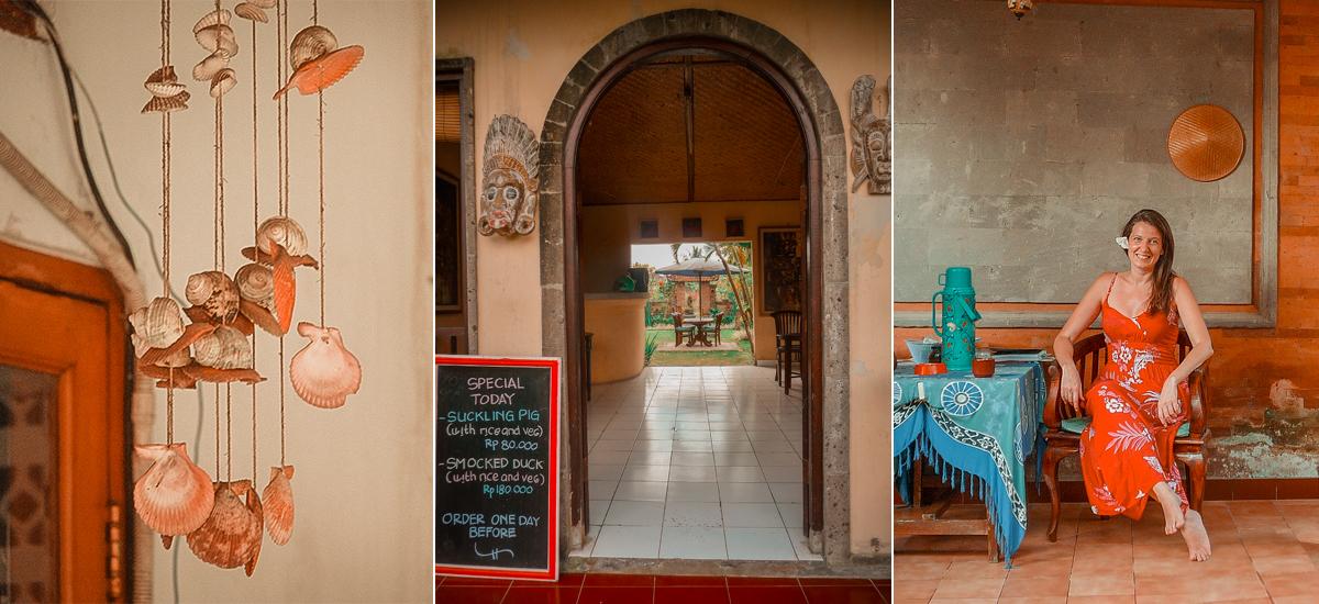 Turismo sostenibile a Bali, gli homestay