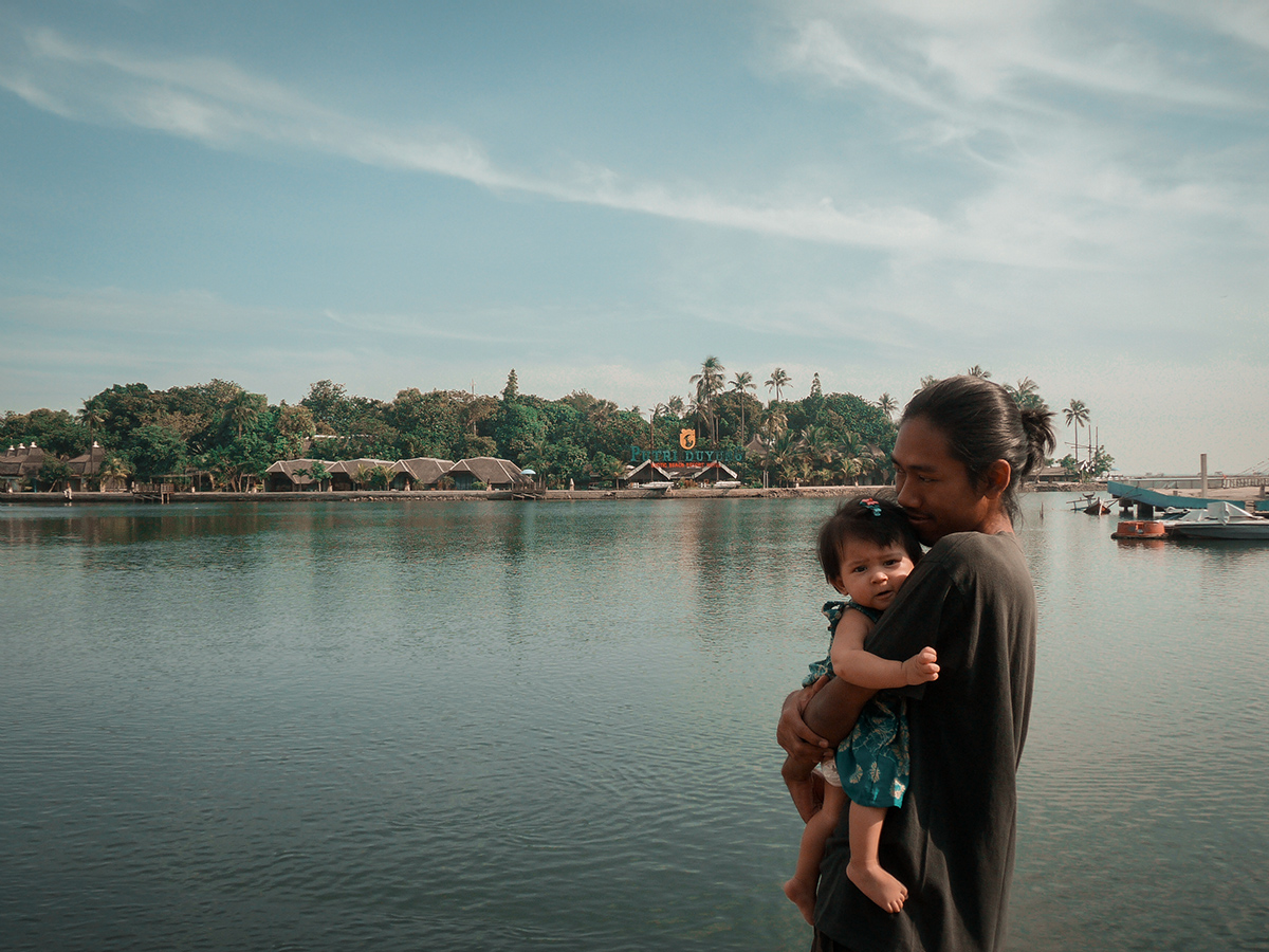 Jakarta con i bambini