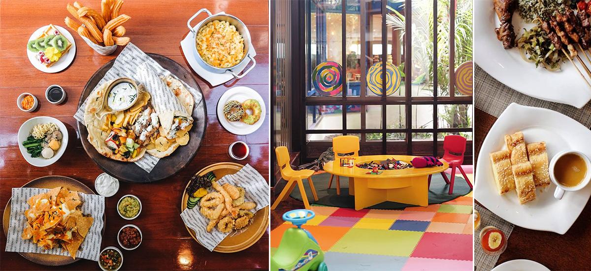 Il brunch per famiglie de La Brasserie (foto  © Le Meridien Jakarta)