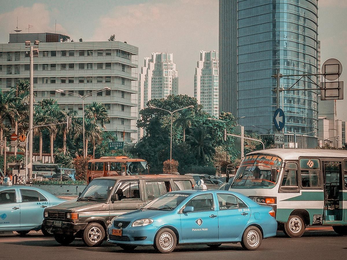 Taxi, driver, autisti per muoversi in Indonesia e a Bali