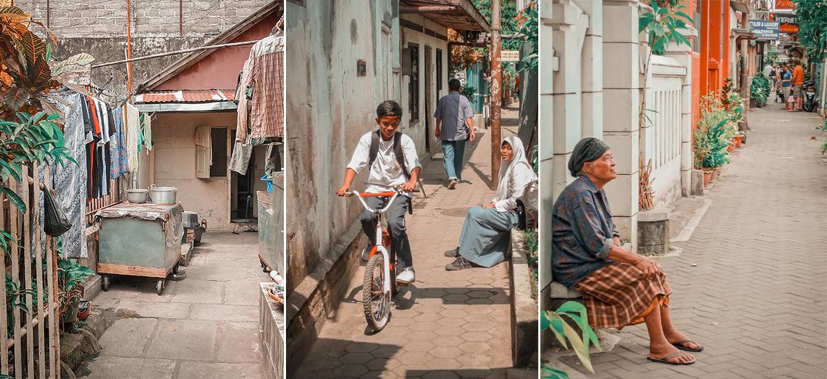 I ritmi lenti di Yogyakarta