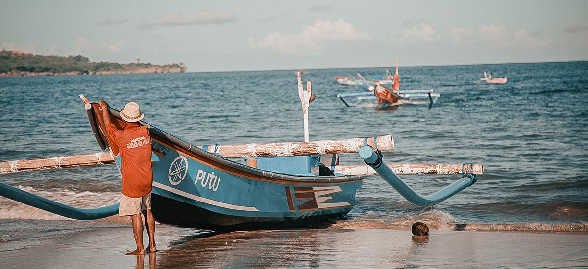 La spiaggia di Jimbaran - ©Michael Sale