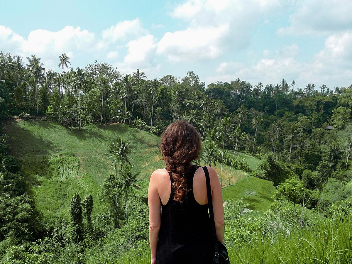 Turismo sostenibile durante il viaggio a Bali
