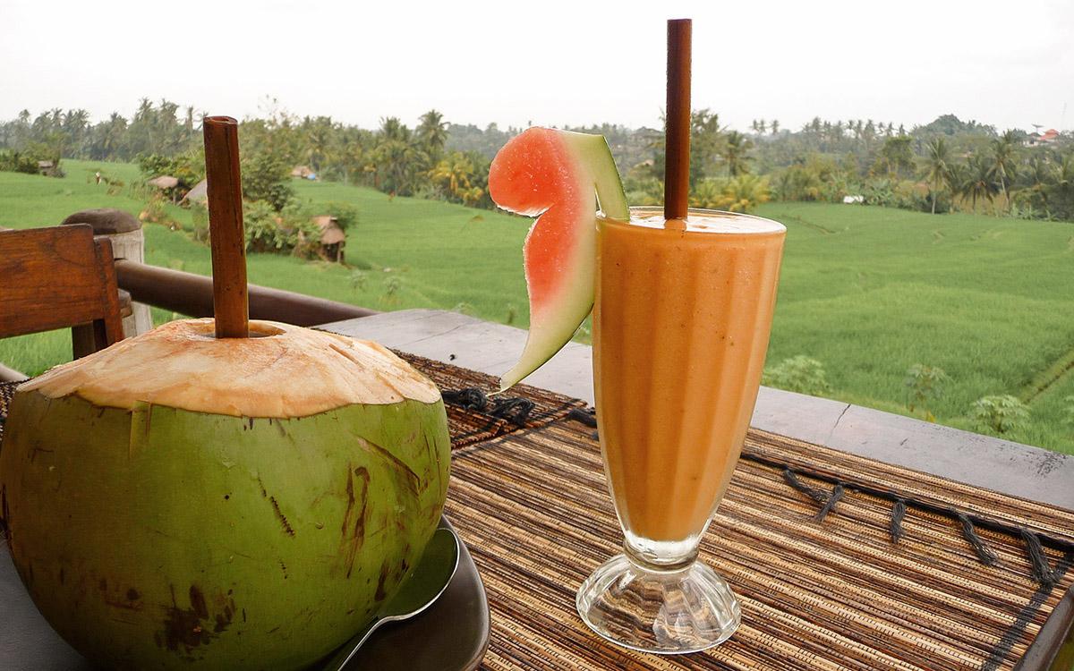 Turismo sostenibile a Bali