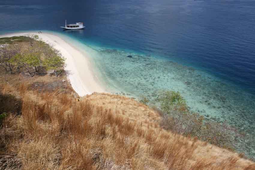 Isola di Alor in Indonesia