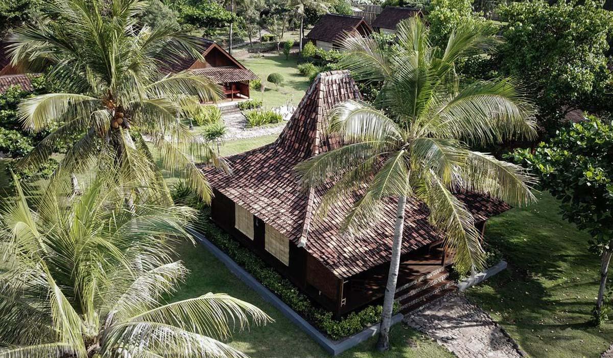Hotel a Gili Trawangan, Desa Dunia Beda Resort.