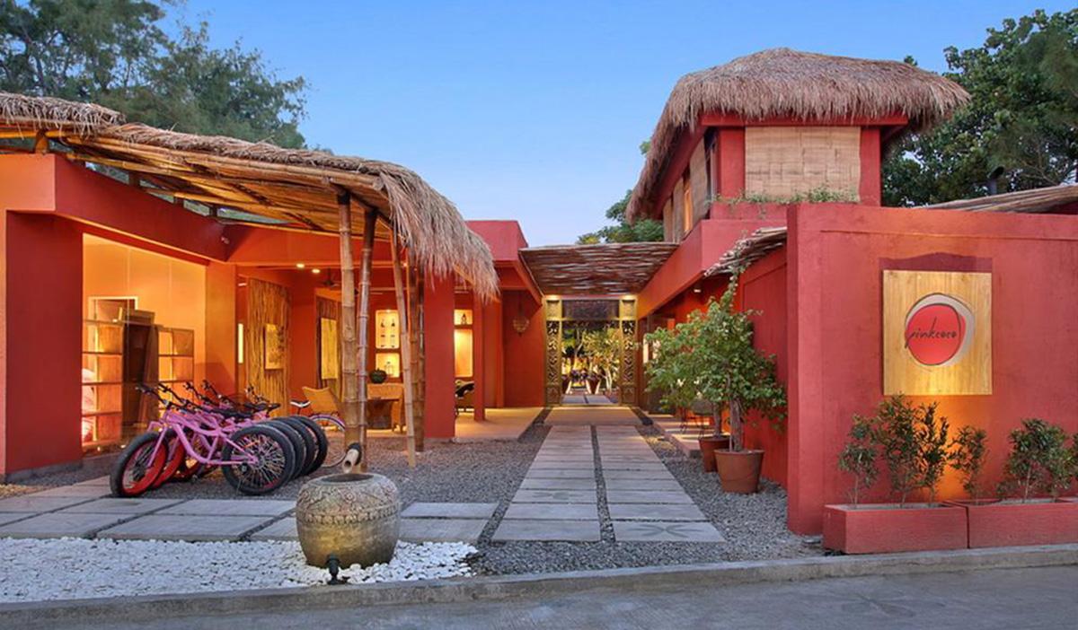 Hotel a Gili Trawangan, il PinkCoco