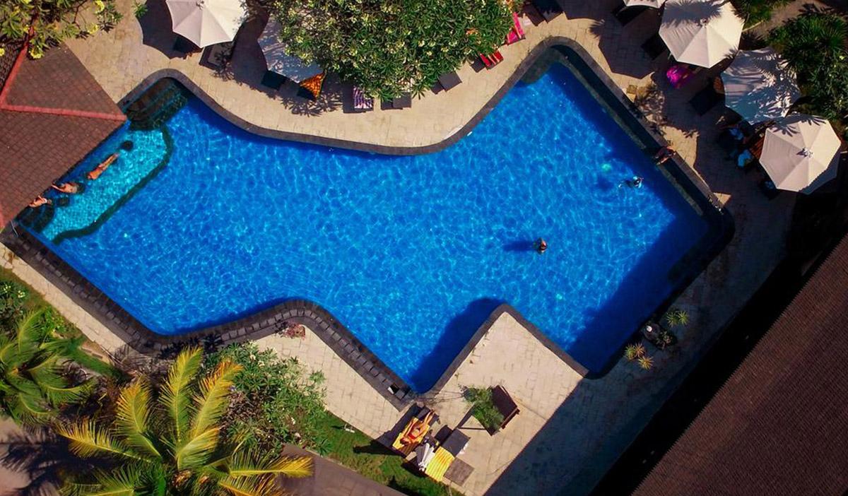 Hotel a Gili Trawangan