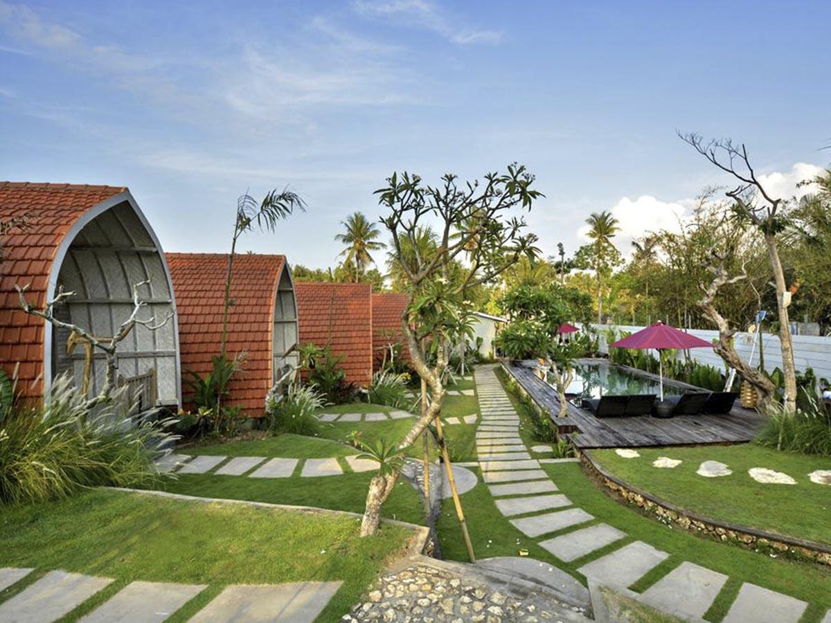 Bungalow a Nusa Penida