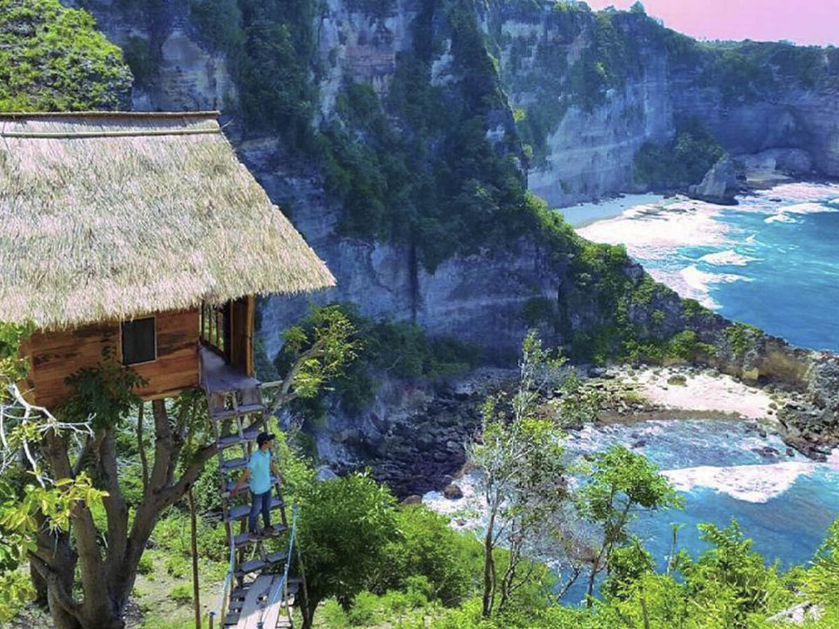 Hotel a Nusa Penida