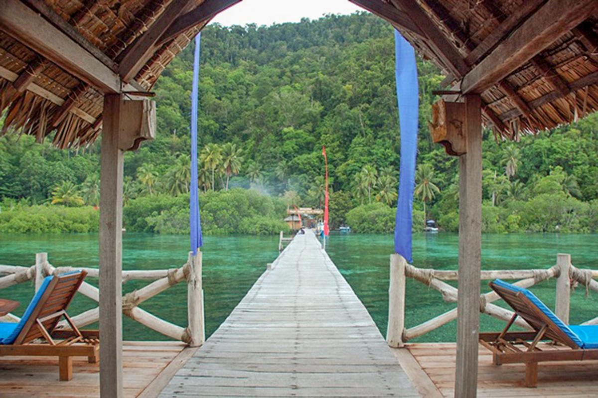 Migliori resort per immersioni