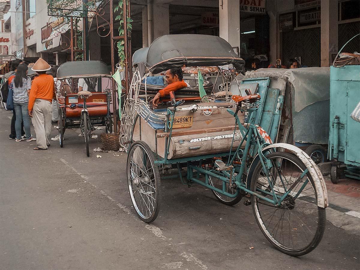 Yogyakarta da Jakarta