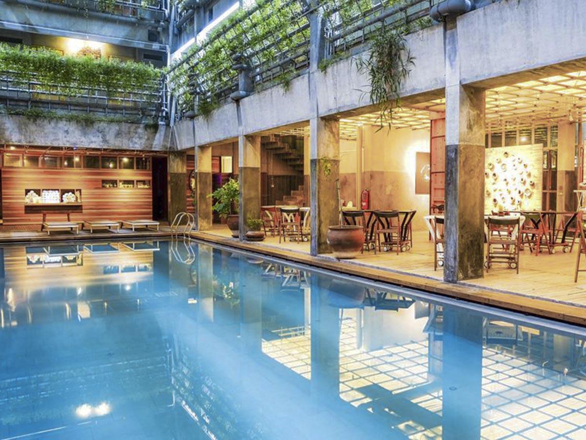 Hotel Greenhost a Yogyakarta