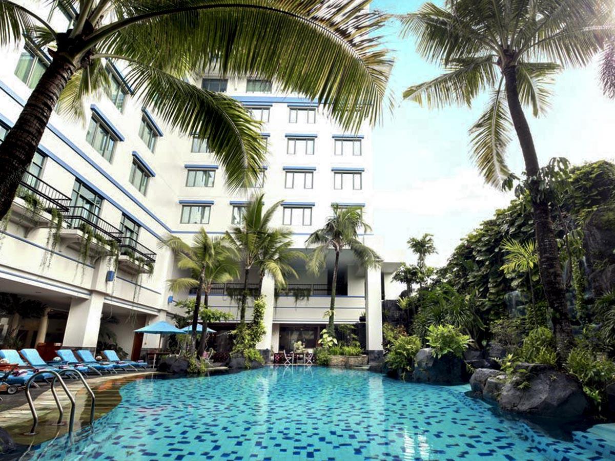 Hotel Novotel a Yogyakarta
