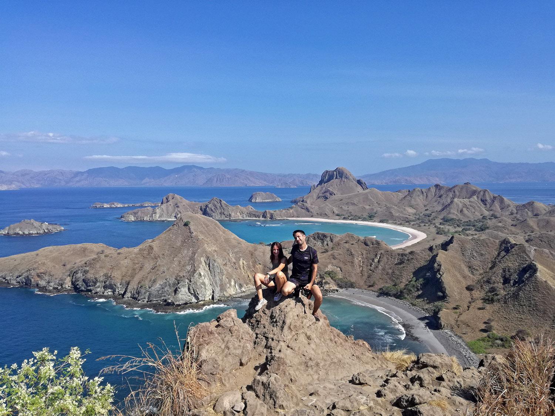 Padar Island, un'isola nel Parco Nazionale