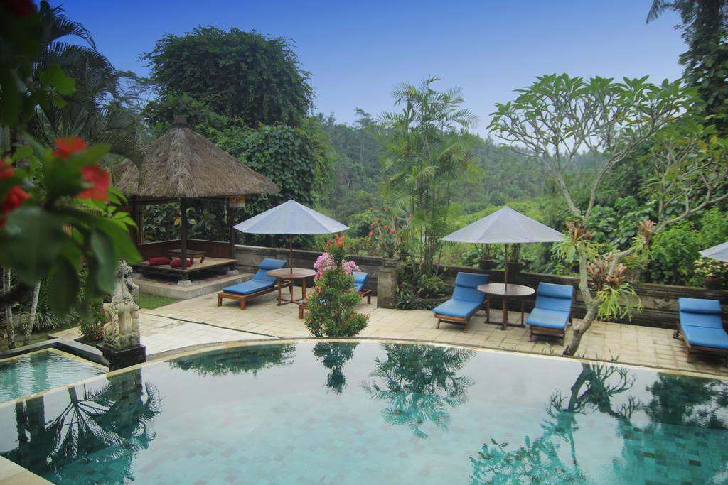 Hotel e resort a Ubud, l'Alam Indah.