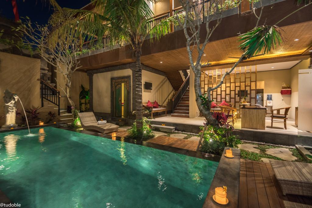 Hotel e resort a Ubud, il Bliss Ubud Abangan.