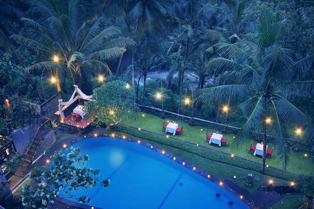 Hotel e resort a Ubud, Bucu View resort.