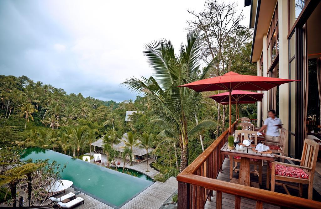 Hotel e resort a Ubud, Komaneka at Bisma.