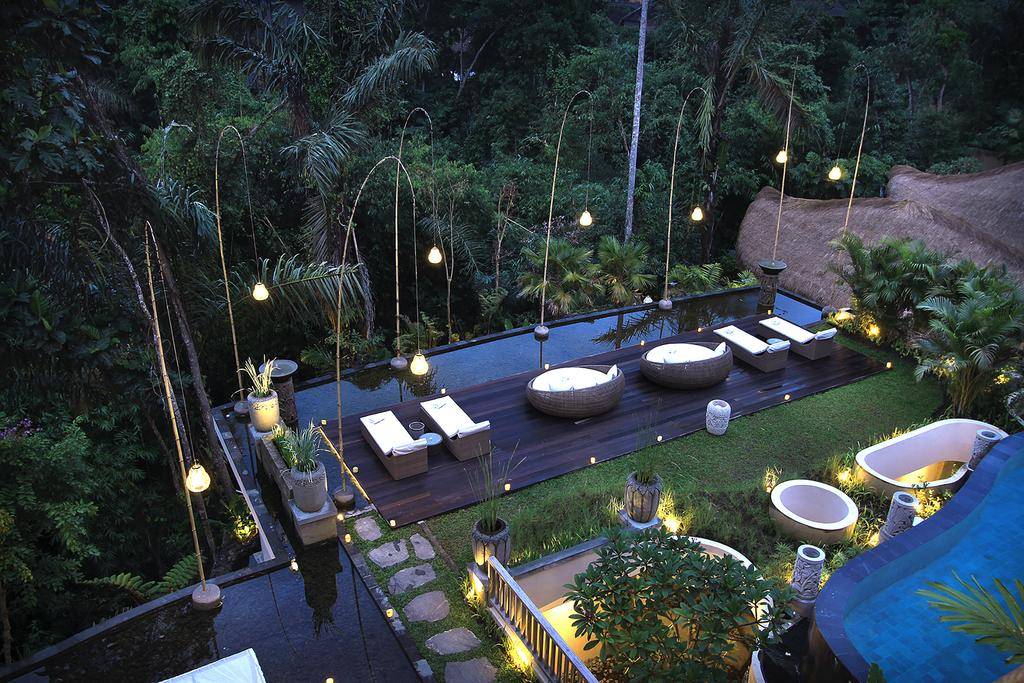 Hotel e resort a Ubud, The Udaya.