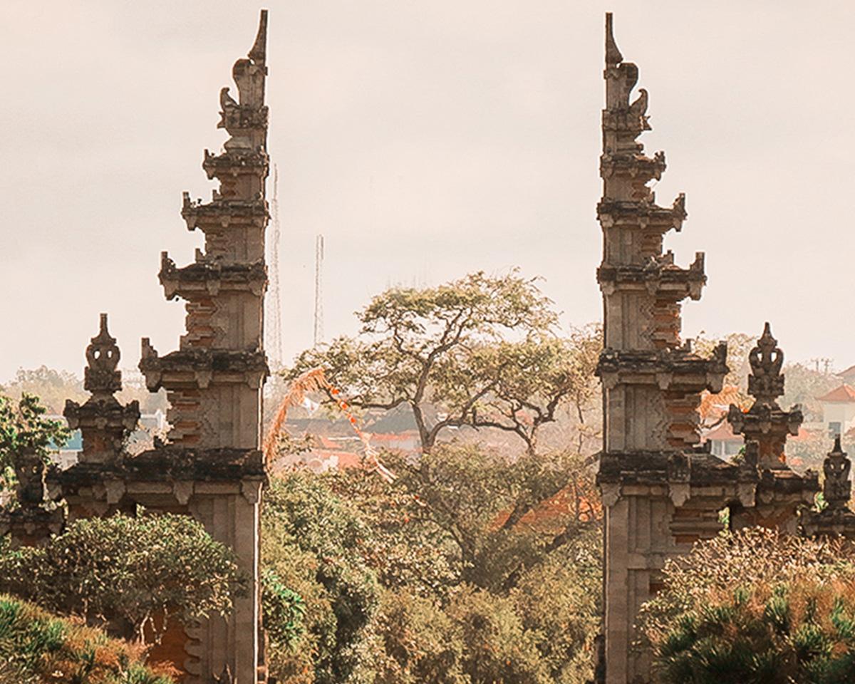 Nusa Dua Gate.